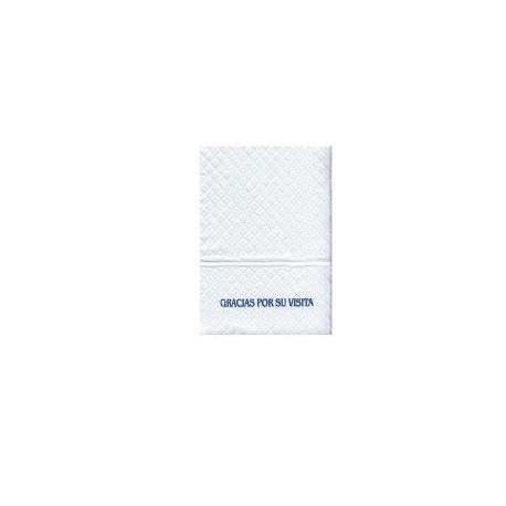 mini-servis sulfito blanco -gracias por su visita-