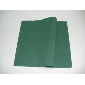 mini-servis tisú verde oscuro
